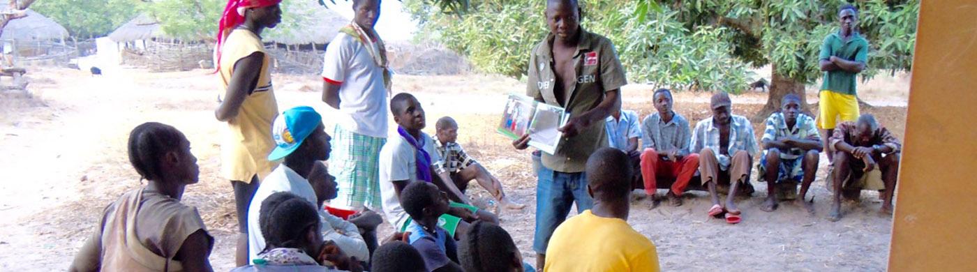 Projekte: Guinea Bissau